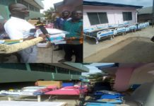 Agyapong Supports Fosu Polyclinic