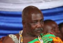 Nii Tetteh Otu II, Paramount Chief of Kpone Traditional Area,