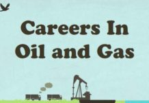 oil and gas career
