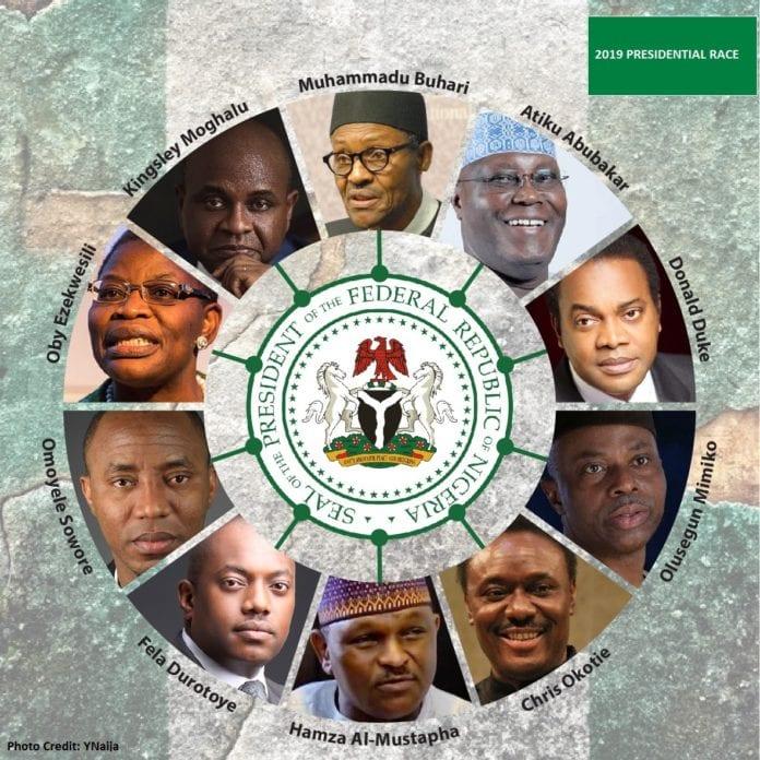 presidential aspirants