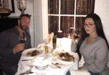 Roger Mathews and Jenni JWoww Farley (c) Instagram