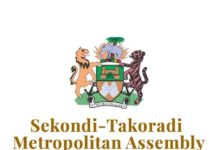 takoradi metropolitan assembly