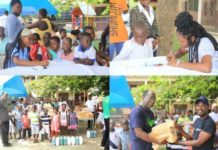 Accra East Sda Celebrates Global Children's Day