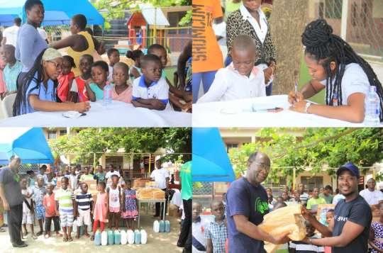 Accra East Sda Celebrates Global Children's Day