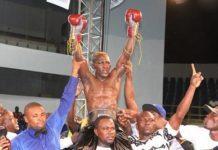 Boxing Tagoe
