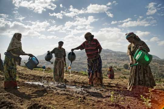 Climate Action In Africa