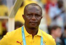 Coach Kwasi Appiah