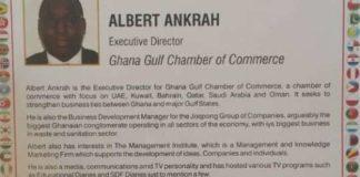 Economics Albert Nomination