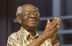 late Emeritus Professor Joseph Hansen (JH) Kwabena Nketiah