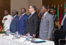 African Finance Ministers