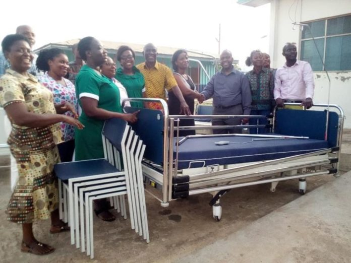 Ghanaian Community In Belgium Supports Meahean Health Center