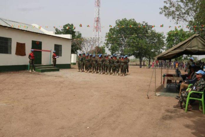Ghanaian Peacekeepers In South Sudan
