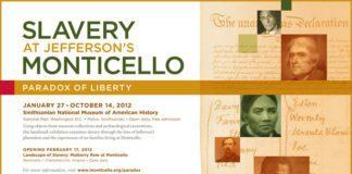 Jefferson Slavery At Monticello Ad