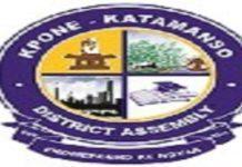 Kpone –Katamanso Municipal Assembly (KKMA)