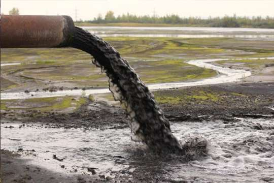 Liquid Waste Disposal Dump