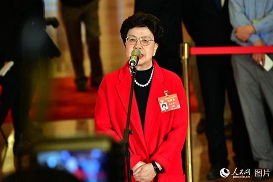 Margaret Chan Fung Fu Chun