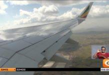 Ethiopian Airline Et 302