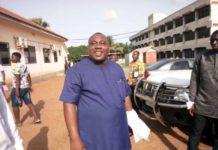 Wilson Kofi Bonuedi