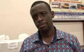 Mr Kwabena Okyere Darko-Mensah