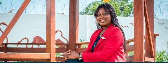 Mrs Patricia Dzifa Mensah Larkai