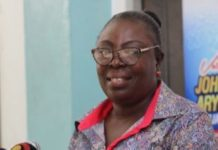 Ms Mina Mensah Of Head Of Chri