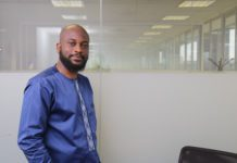 Noel Kojo Ganson Chief Marketing Officer Mtn