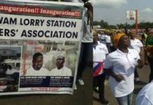 Nsawam Lorry Station Traders' Association