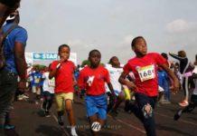 Omo Kiddy Mile Race