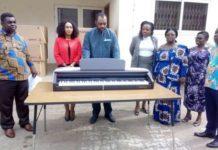 Piano Donation