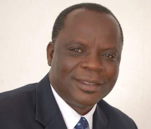 Rev. Dr. David Nabegmado