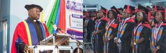 Reverend Professor Emmanuel Adow Obeng