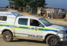 South African Police Car Masoyi