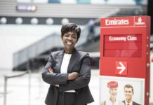 Sylvia Baah Emirates Airport Services Manager