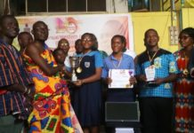 UMaT Basic School Emerge Winners