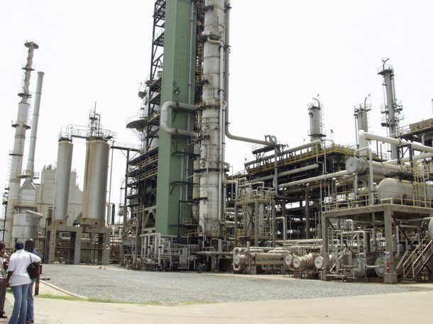 Tema Oil Refinery (TOR)