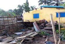 Twifo Hemang Rainstorm Victims