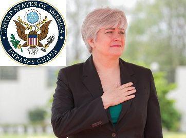 U S Ambassador, Stephanie S. Sullivan