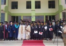 Uam Ghana Campus Th Graduation