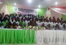 Uniwa Delegates Conference