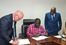 Ghana, Denmark sign strategic maritime sector cooperation