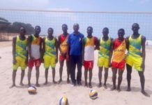 Volleyball Ghana