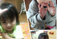 Yua Funato is seen in images taken from her mother's Facebook page. Photo: FACEBOOK