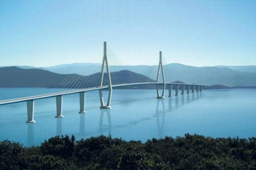 Chinese Contractor Assists Croatia To Join Southern Regions