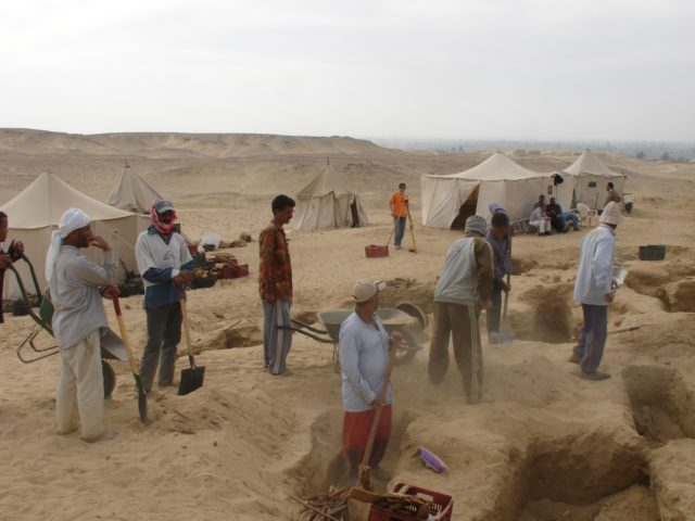 Russian archeologists make a unique discovery in Egypt