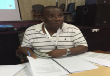 Dr George Oppong