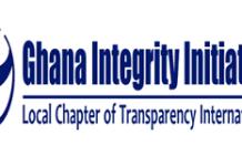 Ghana Integrity Initiative Loogooo
