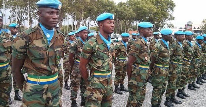 Ghanaian Peacekeepers