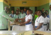 Health Hospital Donation