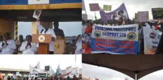 President Charter May Day