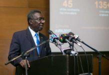 Professor Kwabena Frimpong Boateng Mesti